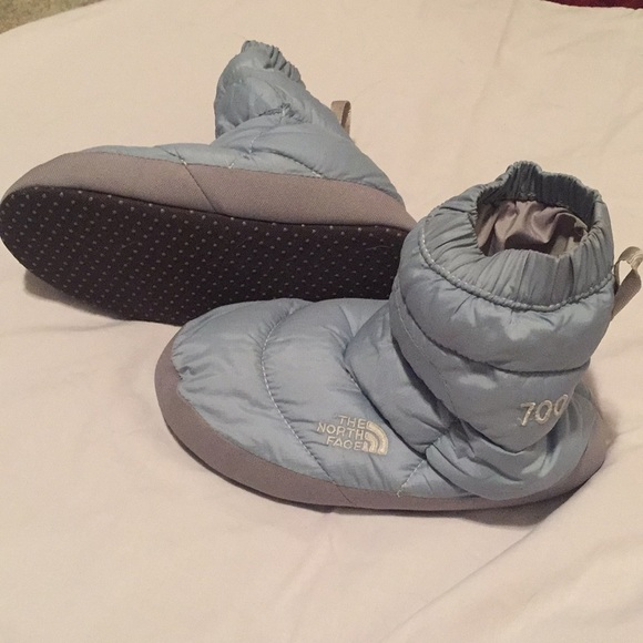 North Face 70 Down Slippers   Poshmark